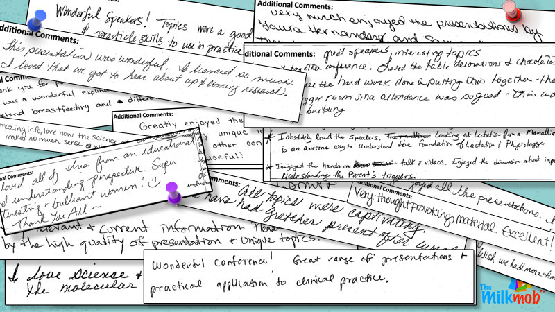Attendee Quotes from Milk Mob Art and Science Conference