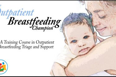 Outpatient Breastfeeding Champion Webinar - 21/02/03