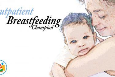 Outpatient Breastfeeding Champion Webinar - 20/9/29